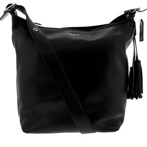 Coach Legacy Leather Duffle Hobo